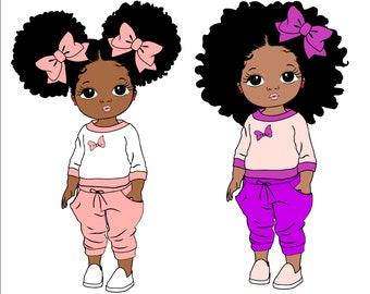 Black Girls Etsy