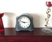 Smiths style Art Deco Quartz Bakelite clock
