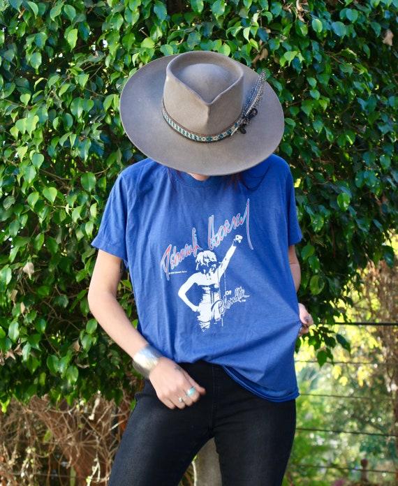 Vintage Debbie Harry    Blondie T Shirt    1980 Ra