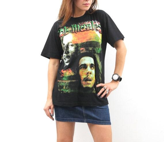 Bob Marley T Shirt /Turbogadget T shirt / Rasta T