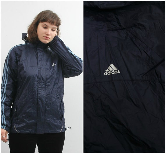 Vintage Adidas Windbreaker / Rare AN3002 Windbreak
