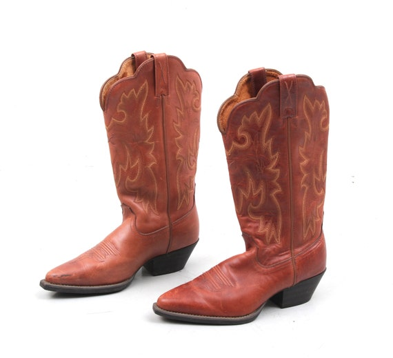 Vintage Twisted X Boots / Cowboy Boots / Western B