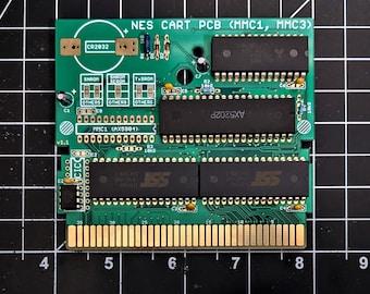 NES Cartridge Circuit Board - MMC3