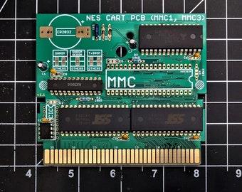 NES Cartridge Circuit Board - MMC1
