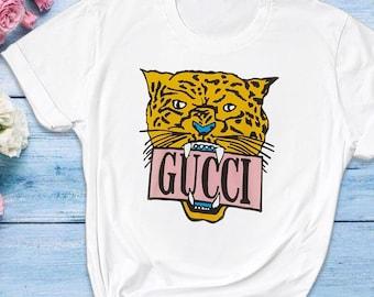 9c635d422d5 Gucci Shirt, Gucci Tshirt, Gucci Washed T-Shirt, Gucci Vintage T Shirt,  Gucci Fashion T-Shirt, Gucci Unisex Shir