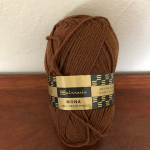 Spinnerin ~ Marvel Twist ~ 100/% Virgin Wool