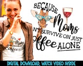 Png Files - Png Designs - Png Downloads - Sublimation - Mom Png - Party Animal Png - Giraffe Png - Png Images - Coffee Png - Wine Png