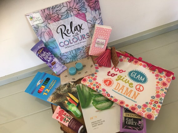 Letterbox Pamper Thinking of You Cadeau New boxed.
