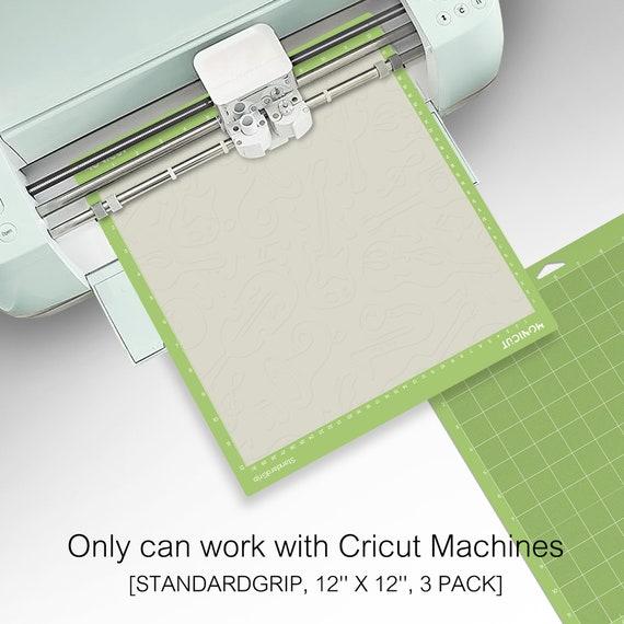 """12X12/"""" Cricut officiel Explorer//Maker standardgrip machine mat"""