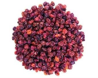 Viburnum berries, Viburnum dried berries, Guelder rose, Dried Organic Red Candle making, Soap Making berries