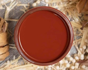 NEW! MERLOT Limited Edition! Dixie Belle Paint, Suzanne's Fall Colors, Chalk Mineral Paint, PINT, 16oz.