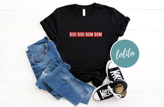 Bidi Bidi Bom Bom More Colors Latin Culture Selena Etsy