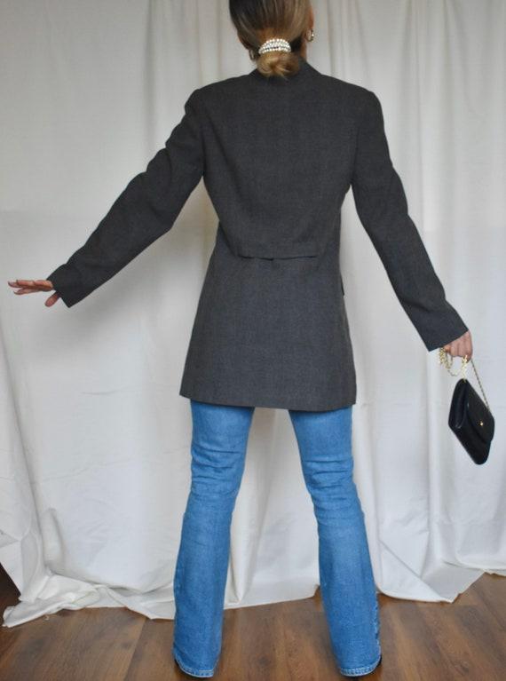 Vintage oversized blazer - image 6