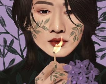 Jungkook Print