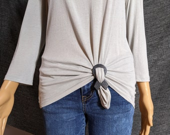 T-Shirt Clip LuLaRoe Tee Shirt Cinch Clip Ruched Brooch Oversized Baggy T-Shirt