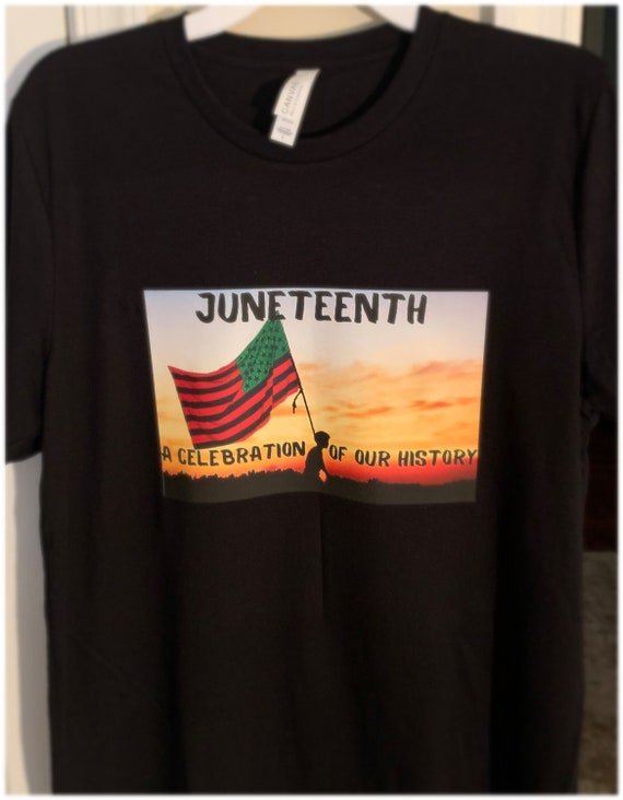 Juneteenth Celebration Tee