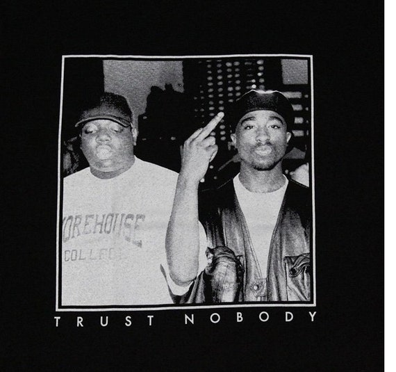 Tupac X Biggie Trust Nobody Etsy The notorious big) (remix by tupac thug theory)✪ you are a producer and you want that your beats get more attention? tupac x biggie trust nobody
