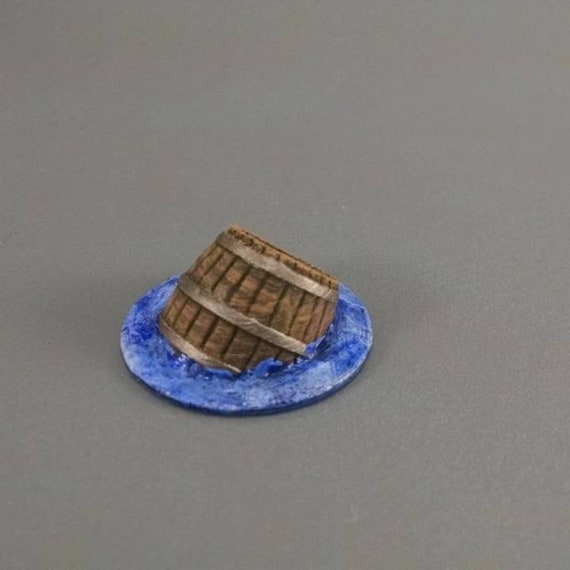 Mt Fuji Small Scale Dungeons /& Dragons DnD Tabletop Mini Warhammer 40k D/&D