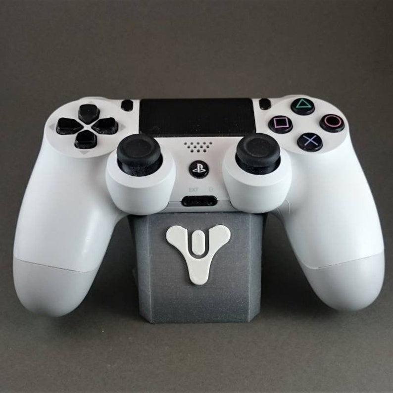 Destiny MMORPG Magnificent Themed PS4 PlayStation 4 Controller Pro Stand
