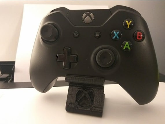Compact Controller Holder Stand Logo Design for Microsoft Xbox One
