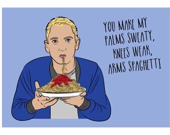 Eminem card | Etsy