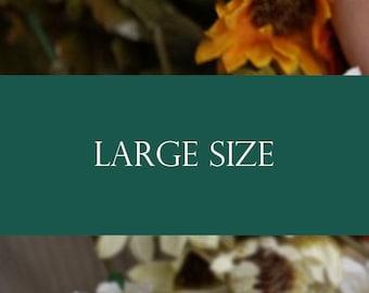 large size