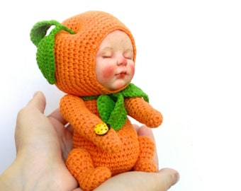 Ravelry: Apple Doll Amigurumi - Accessories pattern by Lori-Anne Carr | 270x340