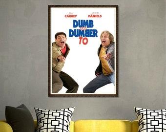 Dumb and dumber art | Etsy