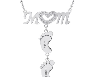 Getname Necklace Personalized Heart Shaped Photo Picture Charm Beads Custom Charms Crystal Bracelet Anklet 925 Sterling Silver Chain Necklace Keepsake Pendant Memorial Gift