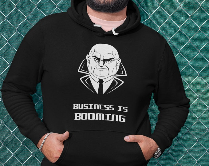 Featured listing image: Kingpin- Business Is Booming (Spider-Verse Fan Art)