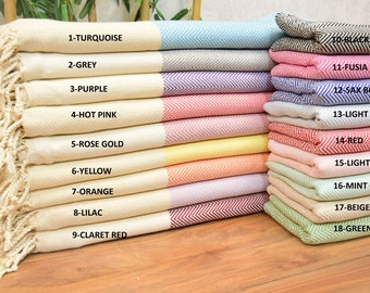 Personalized Turkish Towel, Personalized Gifts, Personalized Golf Towel, Home Decor, Bachelorette Towel, Bridesmaid Gift, Wedding Towel