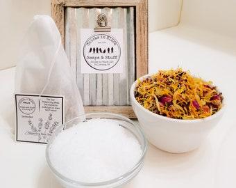 Pampering Bath Tea
