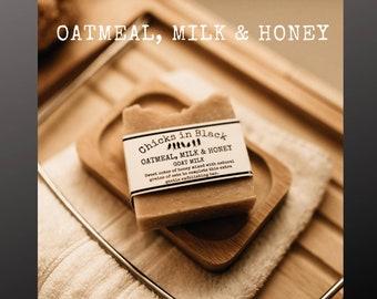 Oatmeal, Milk & Honey