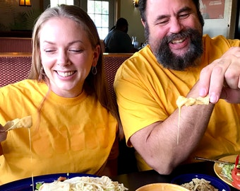 T-Shirt (Queso on Queso)