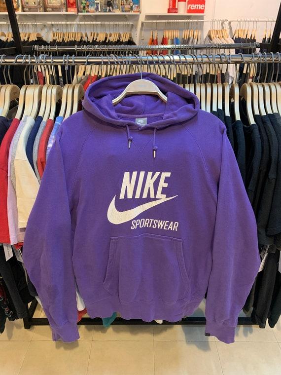 Vintage nike hoodie vintage nike sweatshirt vintag