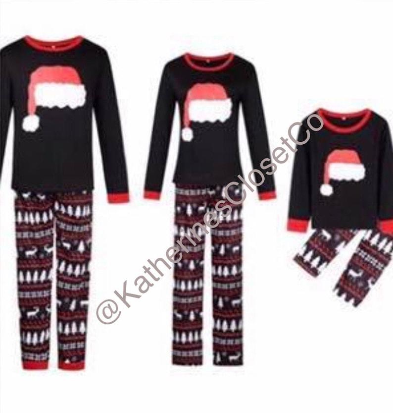 Custom Christmas PJs image 0