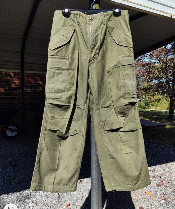 US Army  Military Cargo Pants