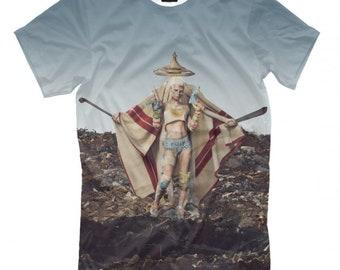 Die Antwoord Zef Side South African Cult Rap S-5XL Men Women Unisex T-shirt 3033