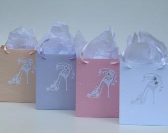 Wedding Favors Beach Favors Set of 12 Mini Clear Beach Pail Plastic Favors Quince Favors Sweet 16 Favors