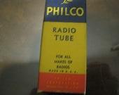 Type 41 PHILCO HiFi Radio POWER Tube Audio Guitar Amp. Ham Antique
