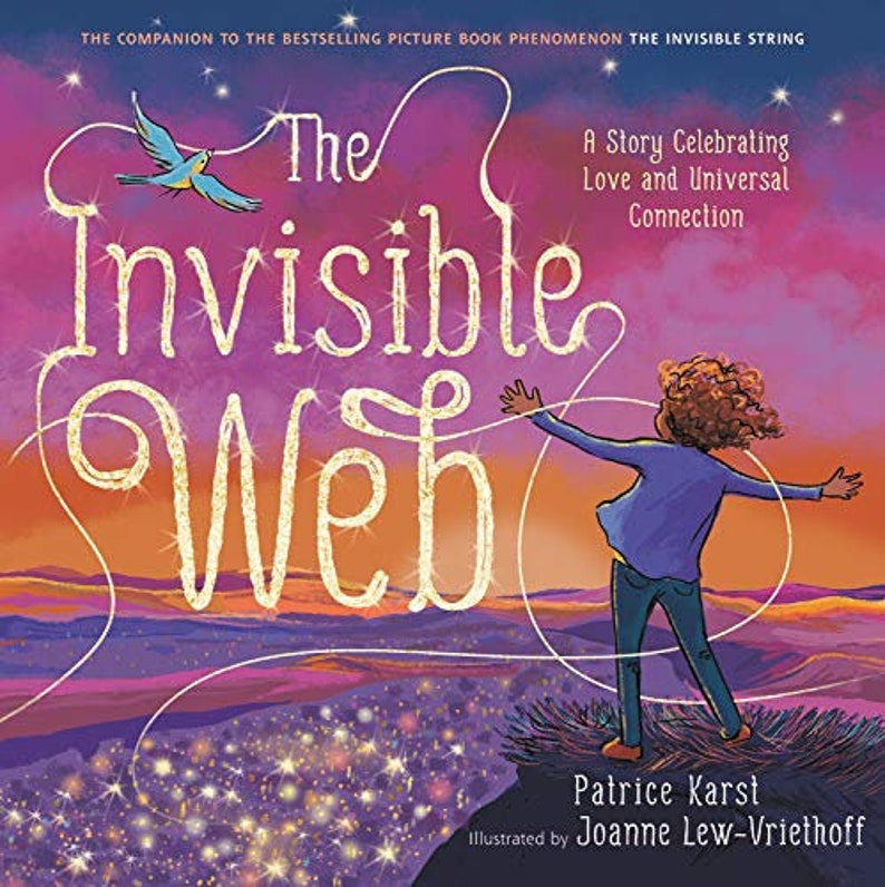 The Invisible Web: A Story Celebrating Love and Universal image 0
