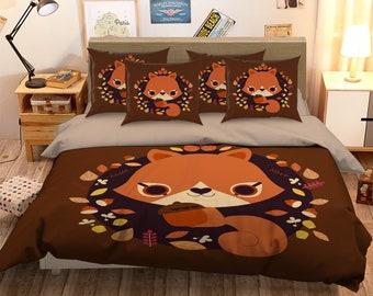 Double Quilt Doona Cover Set Garfield
