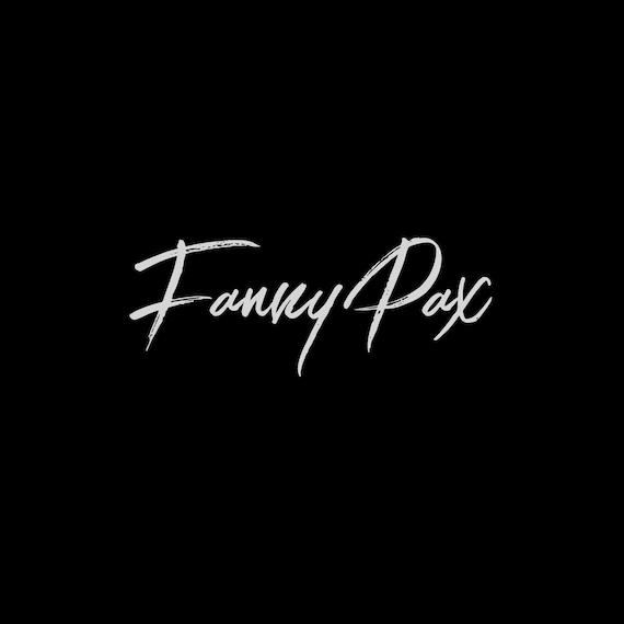 Custom  Fanny Pack by Fanny Pax Adjustable Fanny Pack by Fanny Pax Custom Fanny Pack by Fanny Pax Women\u2019s Solid Pink Waist Bag