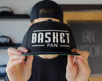 Basketball cap Basketball fan basketball cap 'basketball supporter's cap' 7 choice of models