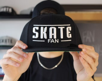 Skate fan cap Comfortable cap with 7 choice of models for skateboarding fans Cap for teens who love skateboarding