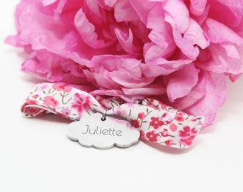 Liberty Personalized Bracelet Cloud Phoebe Rose, Woman's Jewelry, Women's Bracelet, Woman Gift, Baptism Bracelet, Mother-Girl Bracelet