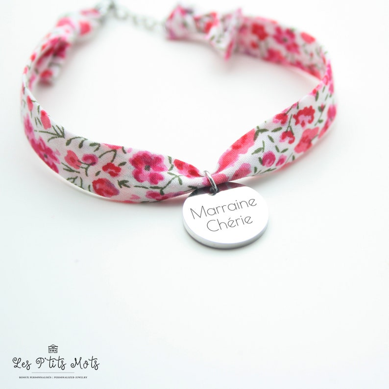 Phoebe Rose Personalized Liberty Bracelet Women's image 0