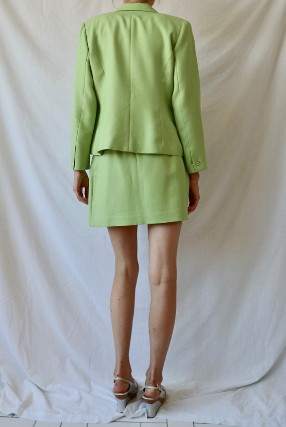 Vintage Green Suit Set - image 5