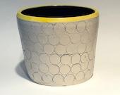 Handmade ceramic planter Halo