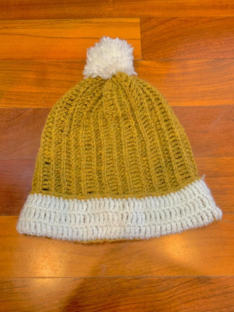 Dual Color Ribber Beanie